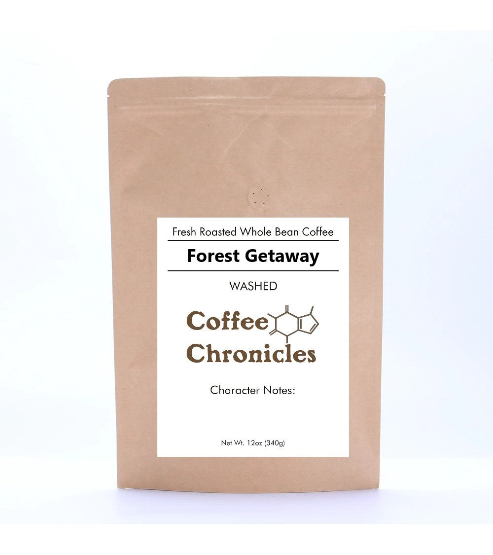 Forest Getaway, Costa Rica - Coffee Chronicles