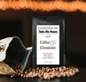 Take Me Home - Coffee Chronicles