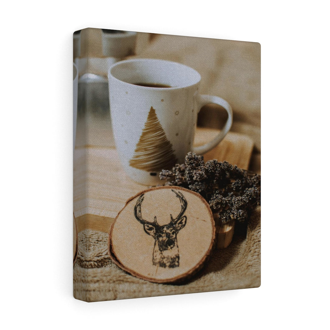 Canvas Gallery Wraps: Two Things I Love, Coffee & Hunting - Coffee Chronicles