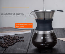 Load image into Gallery viewer, 200ml/400ml Hand-brewed Water Drip Coffee Maker with filter. - Coffee Chronicles