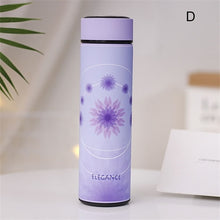 Load image into Gallery viewer, 17oz  Decorative Thermos- Double Wall Stainless Steel Vacuum - Coffee Chronicles