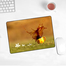 Load image into Gallery viewer, Coffee Pictures Mouse Pad - Coffee Chronicles