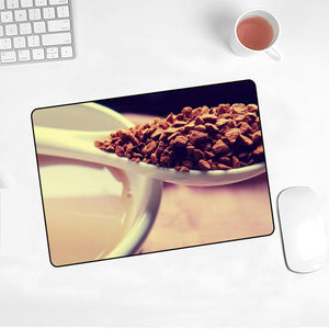 Coffee Pictures Mouse Pad - Coffee Chronicles