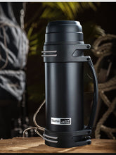 Load image into Gallery viewer, Stainless Steel Travel Thermos - Coffee Chronicles