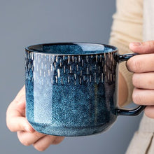 Load image into Gallery viewer, Creative Pottery Ceramic Mugs - Coffee Chronicles