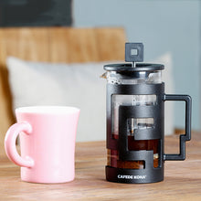 Load image into Gallery viewer, French Press Coffee Maker 350ML or 800ML - Coffee Chronicles