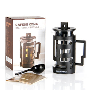 French Press Coffee Maker 350ML or 800ML - Coffee Chronicles