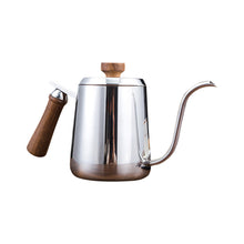 Load image into Gallery viewer, Cafetera Top Quality Stainless Steel Gooseneck Pour Over Coffee Maker - Coffee Chronicles