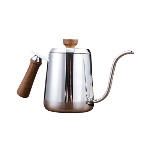 Cafetera Top Quality Stainless Steel Gooseneck Pour Over Coffee Maker - Coffee Chronicles