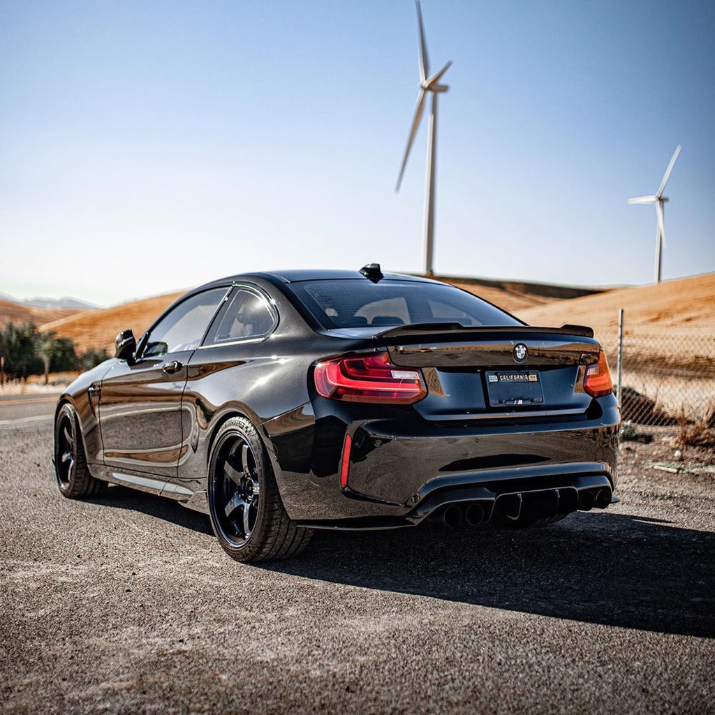 BMW F87 M2 | F22 2 Series CS Style Carbon Fiber Trunk Spoiler