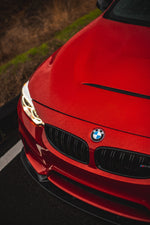 BMW F8X M3 and M4 CS/GTS Style Aluminum Hood (Vent Included)