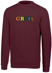 NEW MAROON CLASSIC CREWNECK SWEATERS