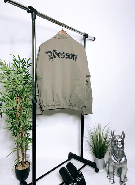 Wesson Military Green Jacket