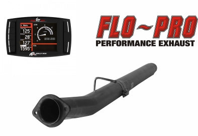 Bully Dog Race Pipe Performance Package | 2008-2010 Ford 6.4 Powerstroke
