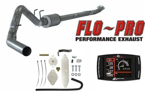 Bully Dog Full Race Exhaust Performance Package | 2011-2014 Ford 6.7 Powerstroke