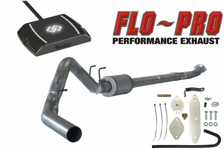 EZ Lynk 2.0 Full Race Exhaust Performance Package | 2017-2019 Ford 6.7 Powerstroke
