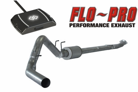 EZ Lynk 2.0 Full Race Exhaust Performance Package | 2015-2016 Ford 6.7 Powerstroke