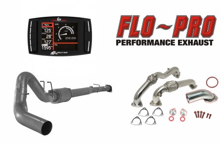 Bully Dog Full Race Exhaust Performance Package | 2008-2010 Ford 6.4 Powerstroke