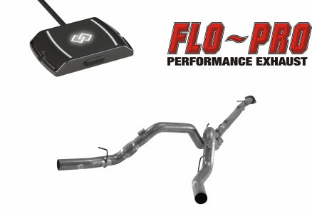 EZ Lynk 2.0 Full Race Exhaust Performance Package | 2008-2010 Ford 6.4 Powerstroke
