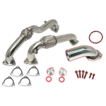 EGR & Cooler Race Kit w/ Up Pipes | 2008-2010 Ford F250/F350/F450/F550 6.4 Powerstroke