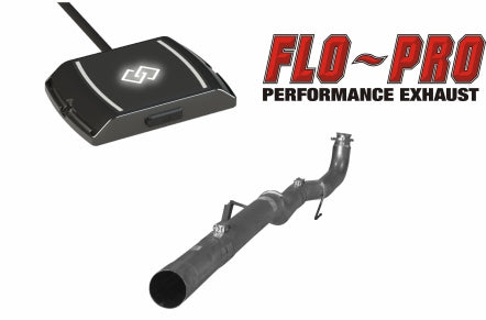 EZ Lynk 2.0 Race Pipe Performance Package | 2011-2015 GM 6.6L DURAMAX