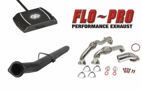 EZ Lynk 2.0 Race Pipe Performance Package | 2008-2010 Ford 6.4 Powerstroke