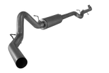 "4"" Downpipe Back Single 