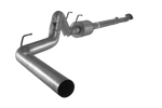 "Cab & Chassis 4"" Downpipe Back Single Exhaust 