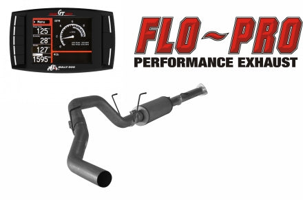 Bully Dog Full Race Exhaust Performance Package | 2013-2017 Ram 6.7L Cummins