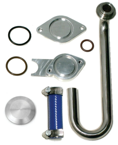 Cooler & Valve Kit w/o Up-pipe | 2003-2007 Ford F250/F350/F450/F550 6.0 Powerstroke