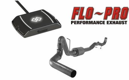 EZ Lynk 2.0 Full Race Exhaust Performance Package | 2011-2015 GM 6.6L DURAMAX