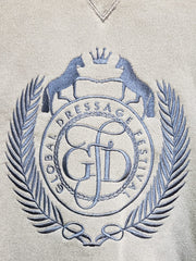 GDF Crest  French Terry Pullover