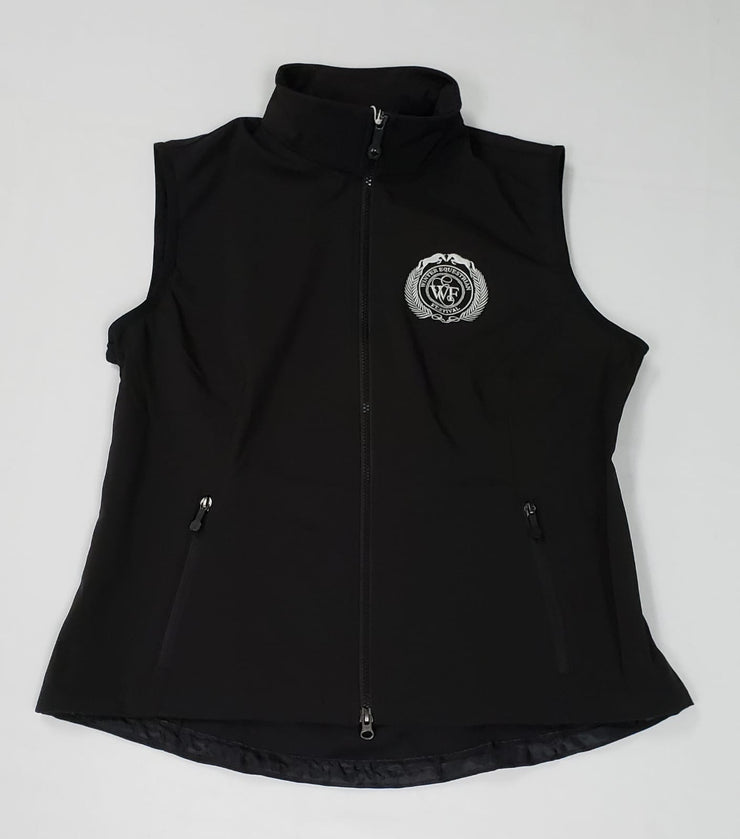 WEF Ladies Lightweight Soft Shell  Vest