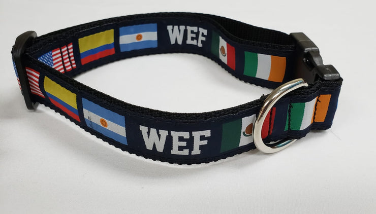 WEF International Dog Collar