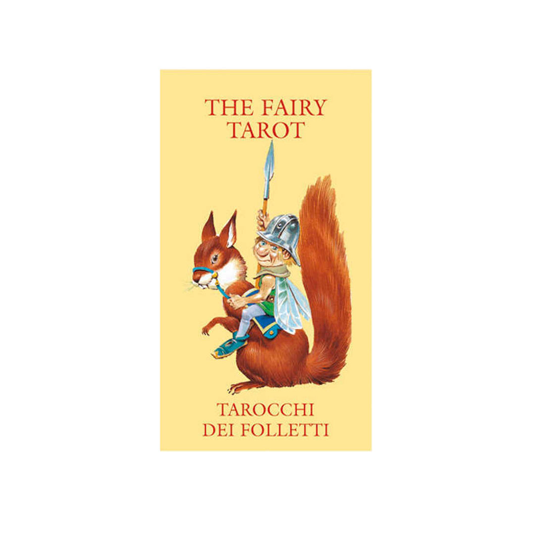 The Fairy Tarot - MINI