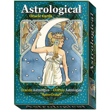 Load image into Gallery viewer, Astrological Oracle Cards