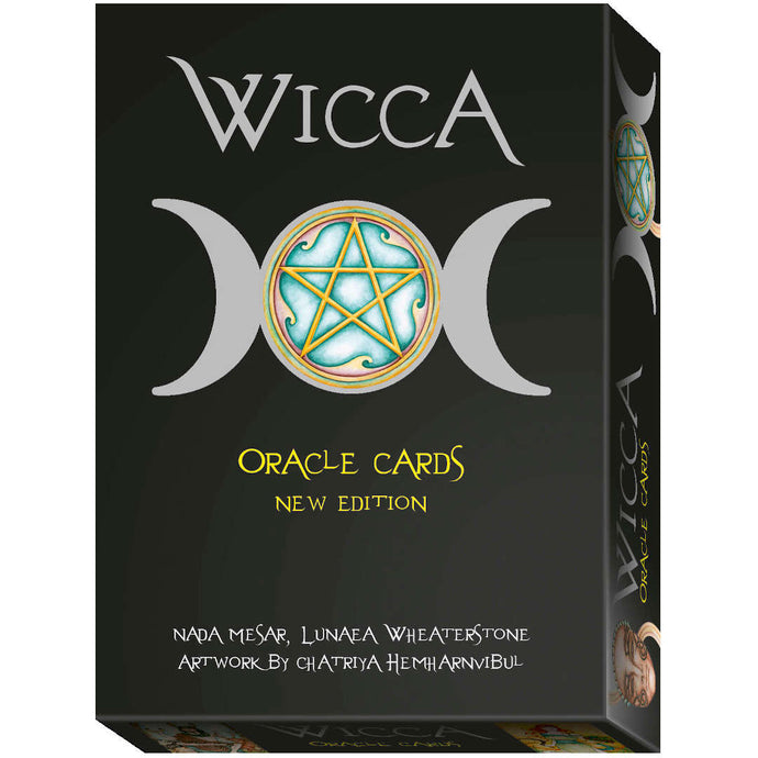 Wiccan Oracle Cards - NEW EDITION