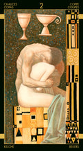Load image into Gallery viewer, Klimt Tarot - MINI + GOLD
