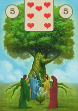 Load image into Gallery viewer, Pagan Lenormand Oracle Cards