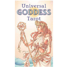 Load image into Gallery viewer, Universal Goddess Tarot