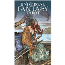 Load image into Gallery viewer, Universal Fantasy Tarot