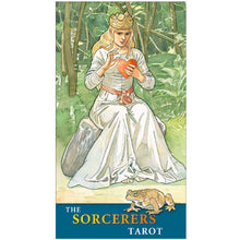 Load image into Gallery viewer, The Sorcerers Tarot