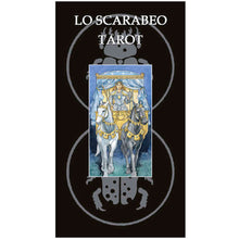 Load image into Gallery viewer, Lo Scarabeo Tarot