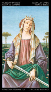 Tarot Botticelli - GOLD