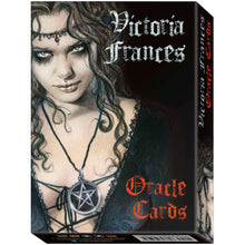 Load image into Gallery viewer, Victoria Frances Oracle Cards