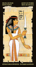 Load image into Gallery viewer, The Egyptian Tarot - MINI