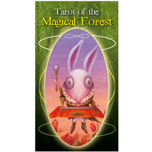 Load image into Gallery viewer, Tarot of the Magical Forest