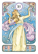 Load image into Gallery viewer, Art Nouveau Lenormand