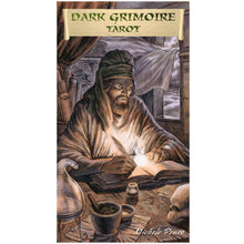 Load image into Gallery viewer, Dark Grimoire Tarot