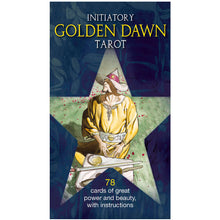 Load image into Gallery viewer, Initiatory Golden Dawn Tarot